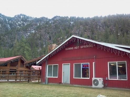 Quinn's Hot Springs, Montana