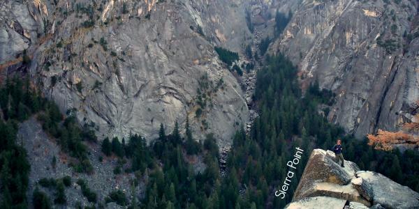 Secret Yosemite: Sierra Point