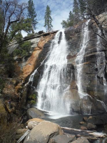 Foresta Falls, Yosemite's more elusive waterfalls