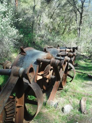 Abandoned History at Hite Cove