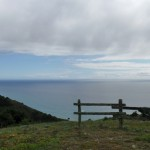 Nice little overlook spot on the coastal trail