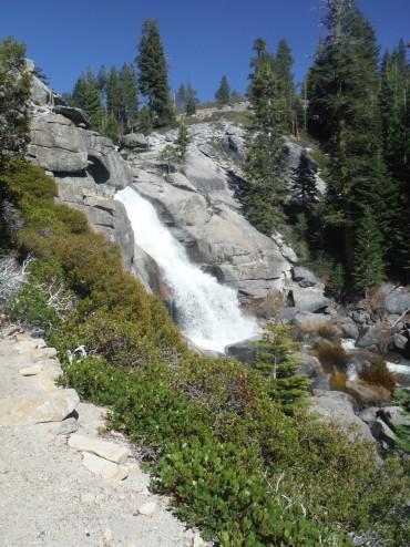 Chilnualna Falls, Yosemite