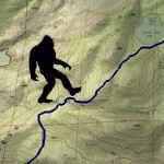 Bigfoot Legend in Yosemite