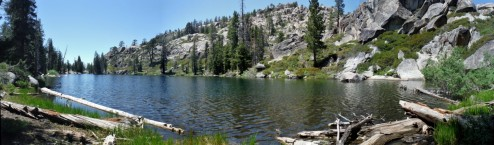 Camp Lake, Emigrant Wilderness CA