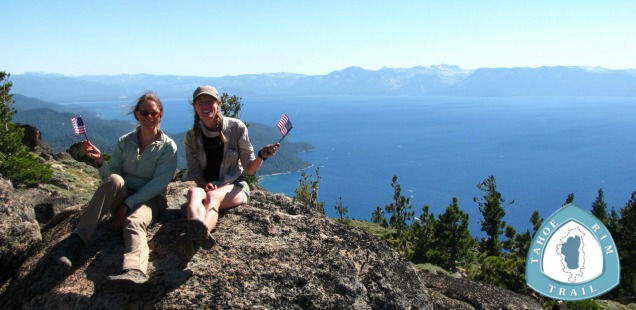 Marlette Peak Camp, Tahoe Rim Trail - Day 10