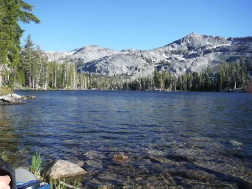 Tamarack Lake, Desolation Wilderness & TRT
