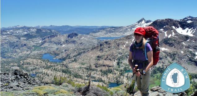 Dicks Pass Tahoe Rim Trail