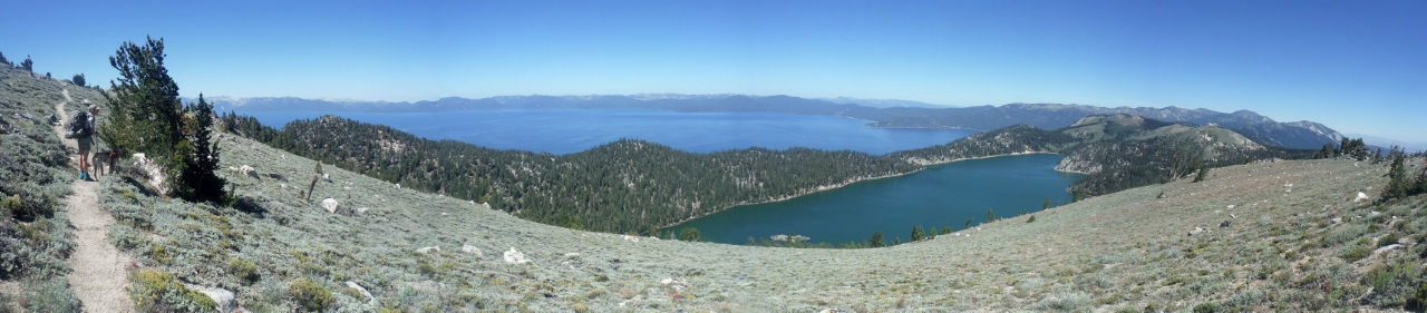 Snow Valley Peak, Lake Tahoe TRT