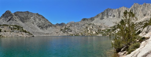 Ruby Lake, John Muir Wilderness CA