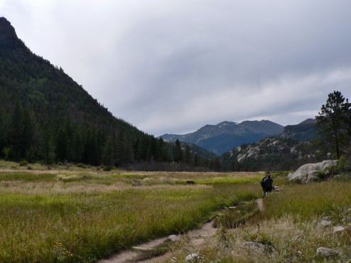 Cub Lake Trail, Moraine Park RMNP