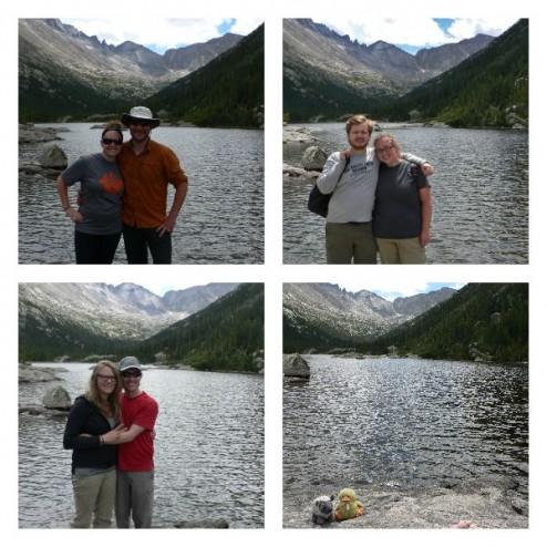 Mills Lake, RMNP