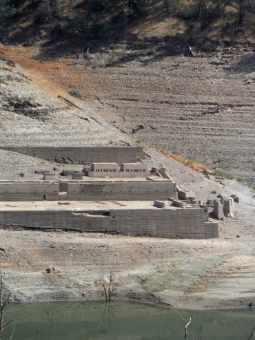 Eagle-Shumut Mine Ruins