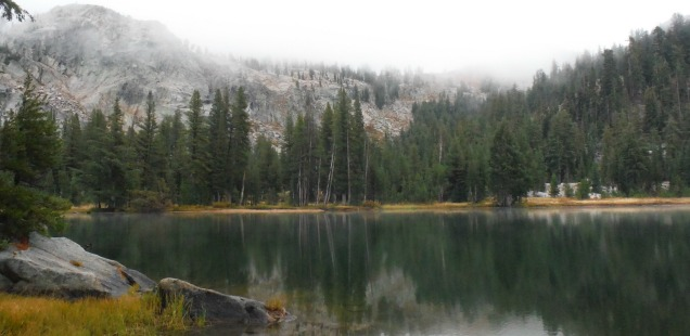 Hiking Bull Run Lake, Stanislaus National Forest Amid Hunting Season