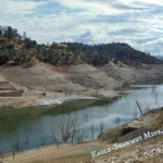 Eagle-Shawmut Mine, revealed beneath Don Pedro Reservoir during drought