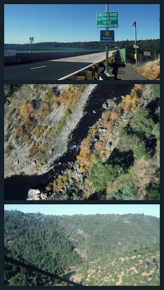 Foresthill Bridge, Auburn CA