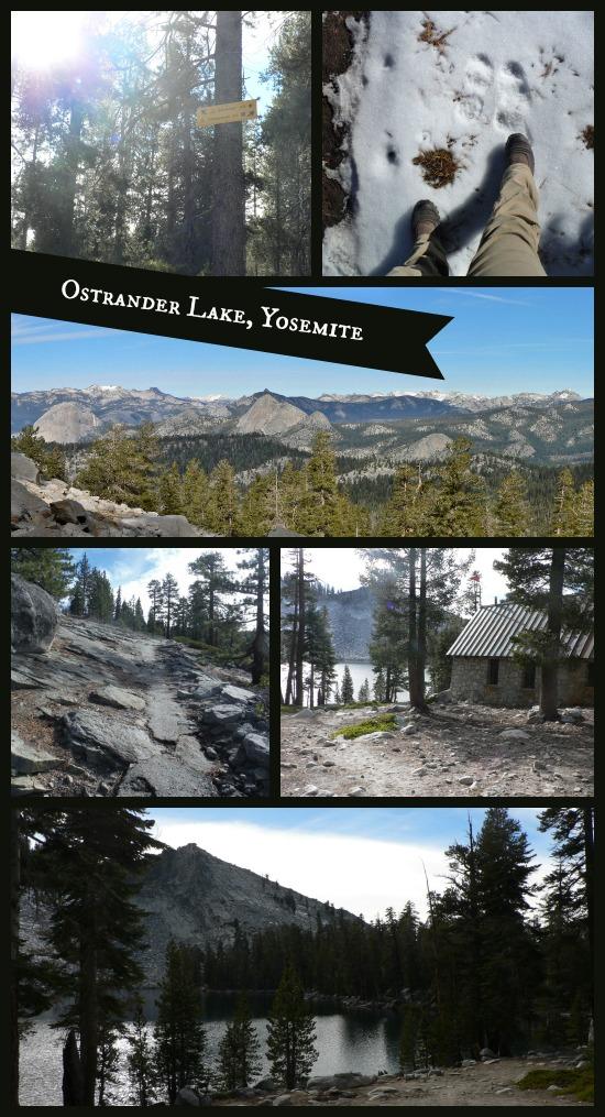 Day hike to Ostrander Lake, Yosemite