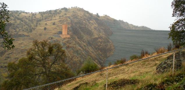 New Melones Dam