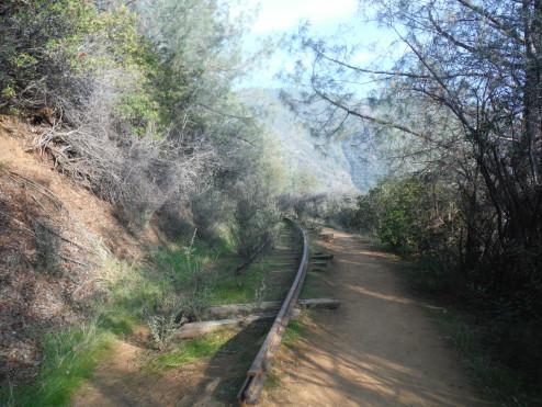 Rails to Trail in Tuolumne, CA