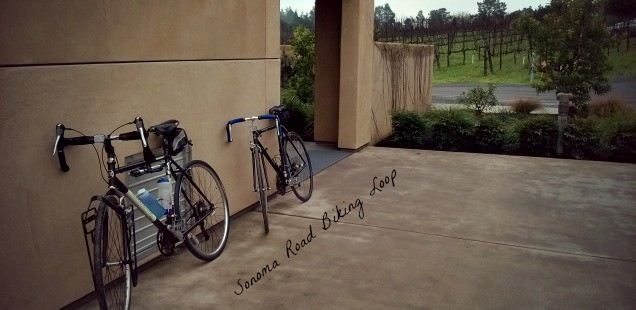 Brews and Biking Shoes: Sonoma County Tasting Loop