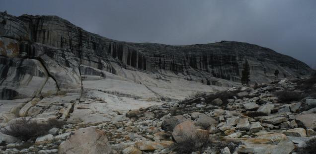 Bartlett Peak, Yosemite