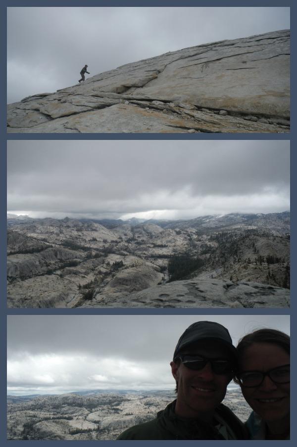 Bartlett Summit, Stanislaus National Forest & Yosemite
