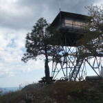Pilot Peak Lookout, Mountain Biking Groveland Stanislaus