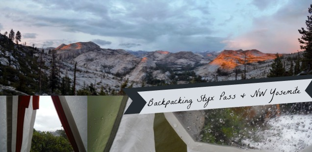 Styx Pass, Yosemite & Stanislaus National Forest