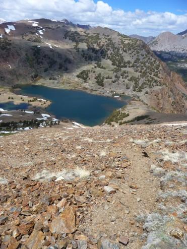 Tioga Peak Use Trail