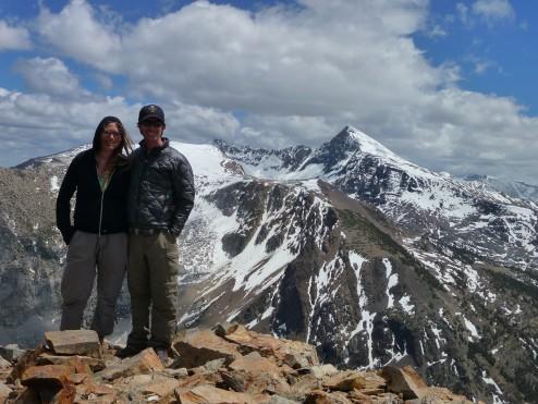 Tioga Peak Summit