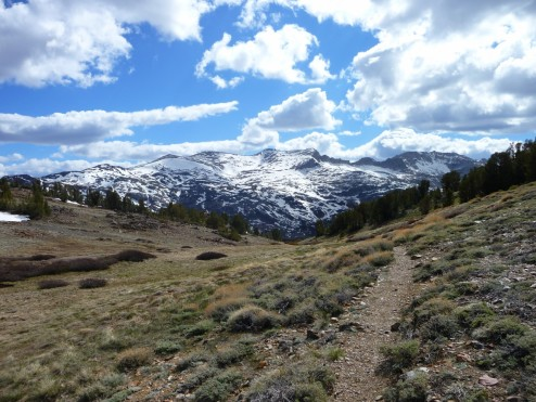 Gardisky Lake Trail