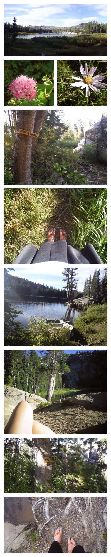 Woods Lake, Eldorado National Forest