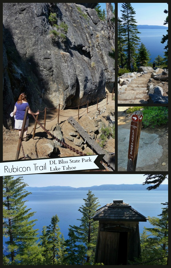Rubcon Trail DL Bliss State Park