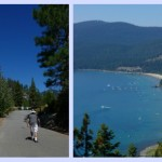 Tahoe Stateline Point: Worthy Views just outside the Casino