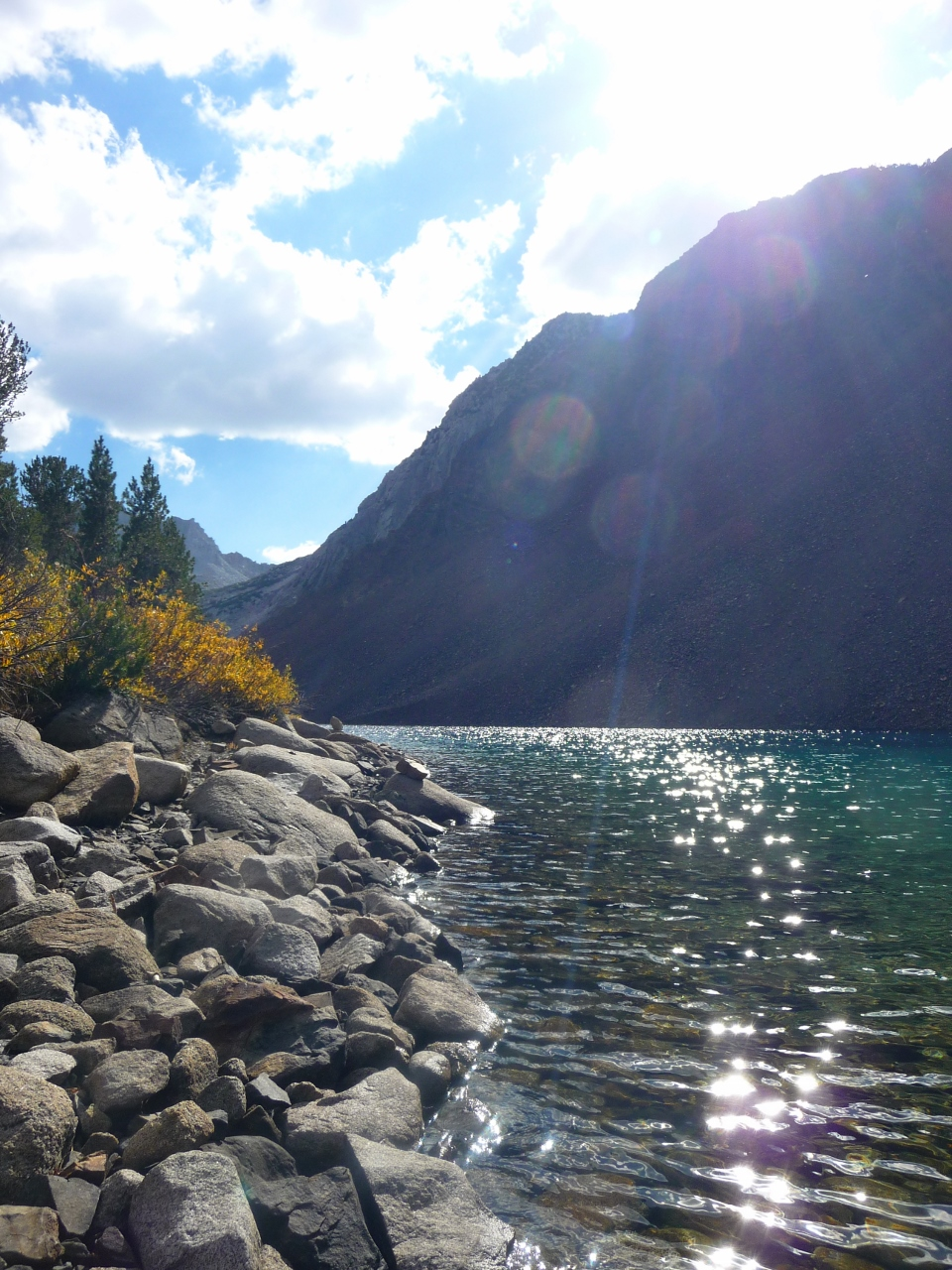 Lake Dorothy, Inyo
