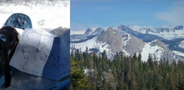 Westfall Meadow: Easy Winter Yosemite Backpacking