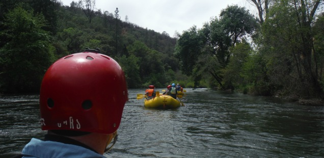 How to Beat the Heat in the Foothills: Rafting the Mokelumne River