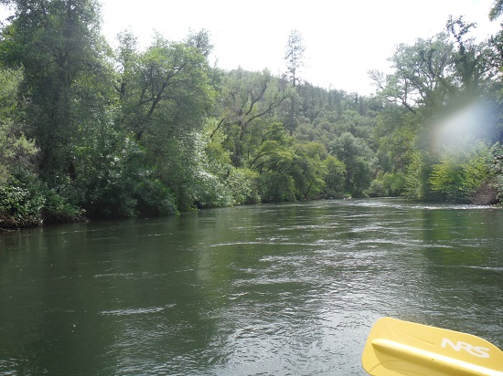 Rafting Mokelumne River