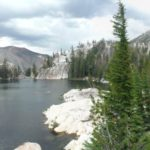 Backpacking Crown Lake: Herbert Hoover and Day 1 of Independence Day 2016 Trip