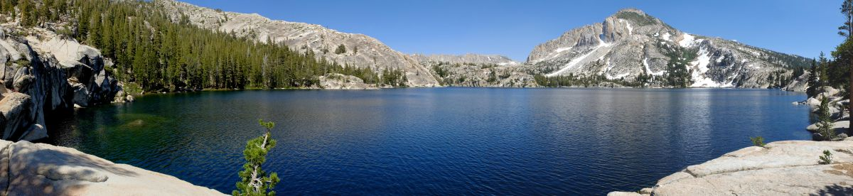 Backpacking Kerrick Meadow, Yosemite & Peeler Lake: Days 2