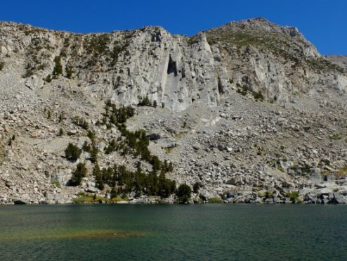 Baboon Lakes, Inyo National Forest