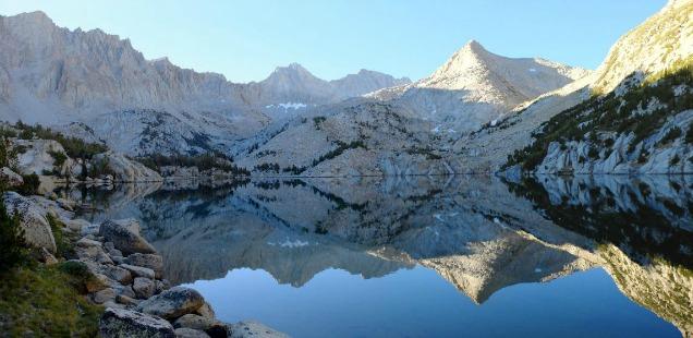 Baboon Lakes, CA