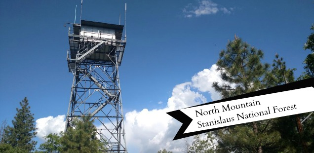 North Mountain, Groveland CA: Little Visited Summit on the Stanislaus