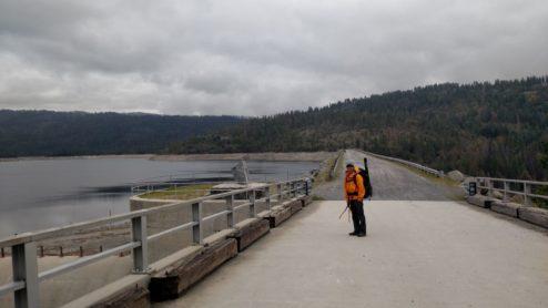 Cherry Lake Dam